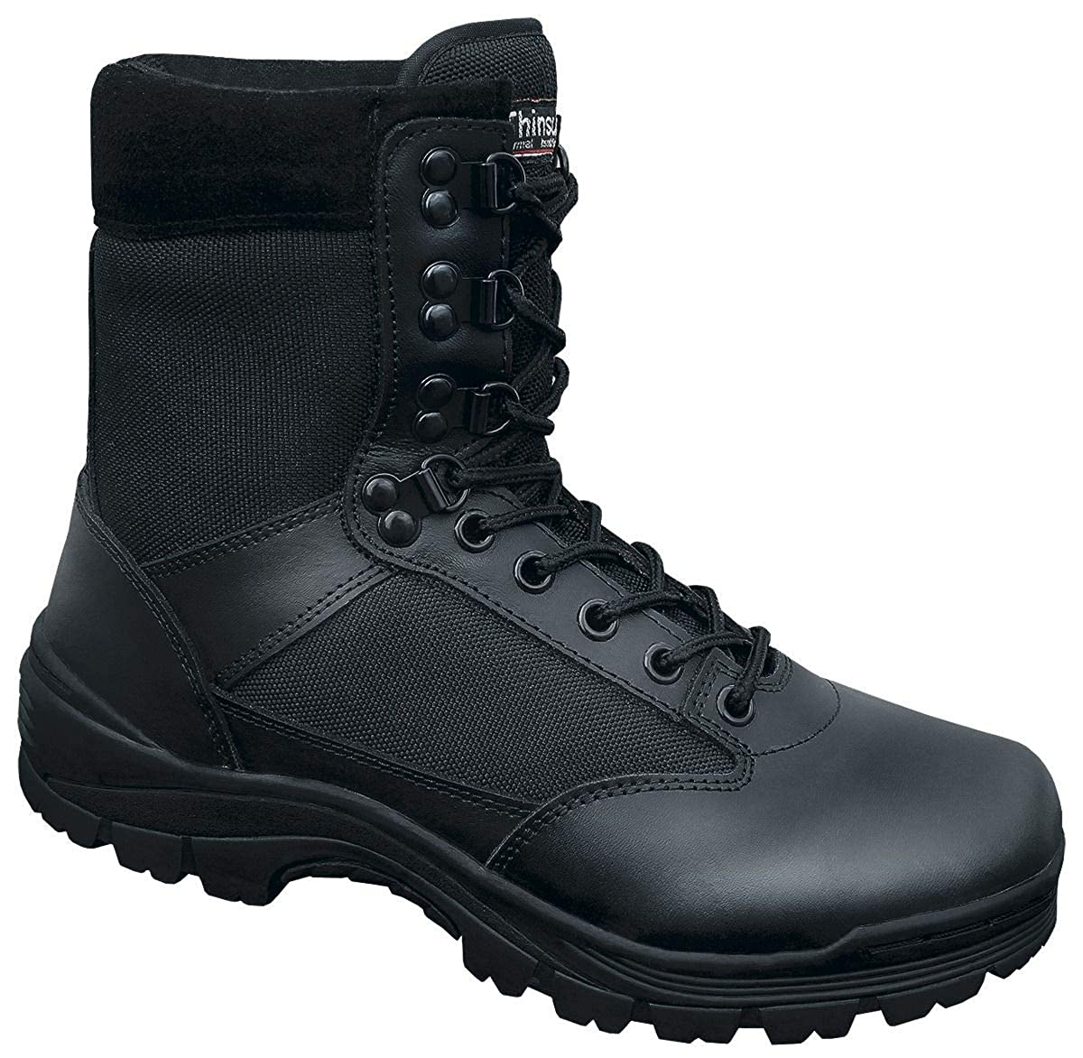 Brandit Phantom Tactical Stiefel schwarz