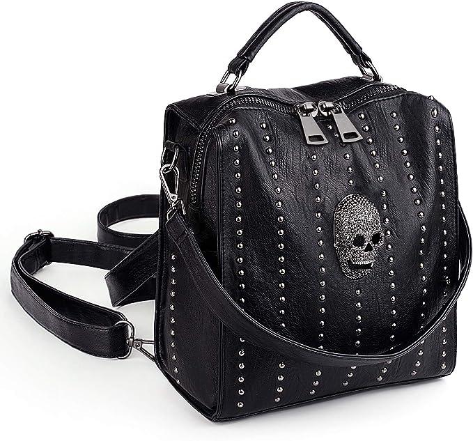 Acheter sac à main fille femme tete de mort online 8