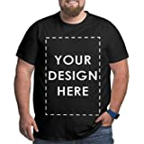 3D Print Men Custom Shirts Design Your Custom T-Shirt Tops Short Sleeve Casual Tees Add Your Image Photo Text