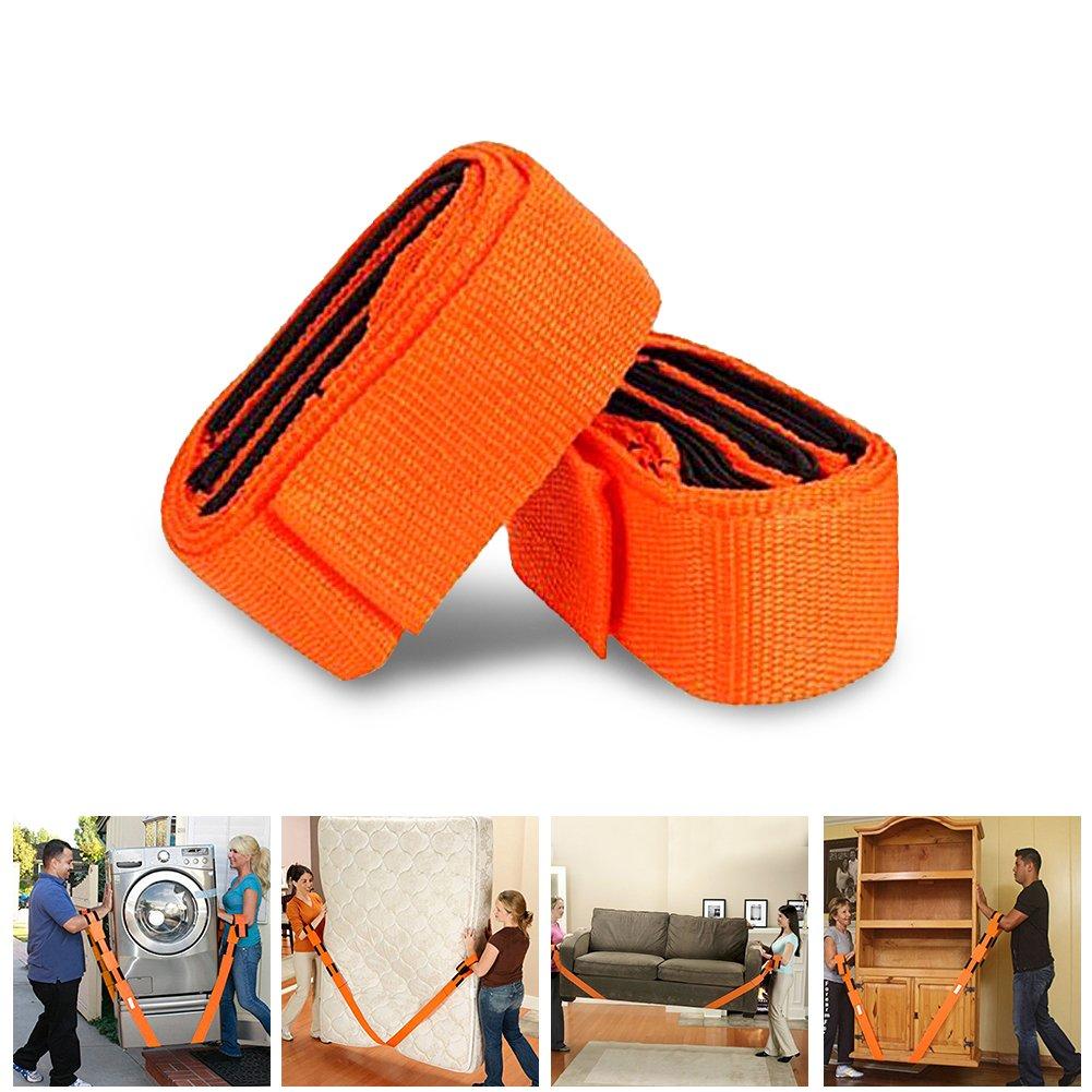 Home & Garden Forearm Forklift Lifting Moving Strap Transport Belt ...