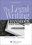 The Legal Writing Handbook: Analysis, Research, and Writing (Aspen Coursebook Series)
