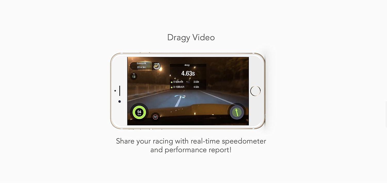 dragy 10Hz GPS Based Performance Meter DRG69