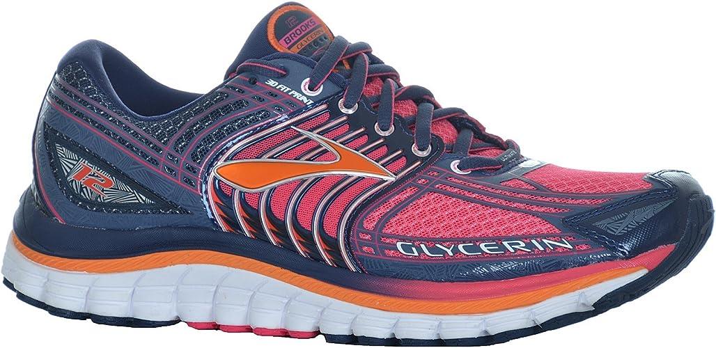 Brooks Mujer Glycerin 12 Zapatillas de Deporte, Mujer, 1201601B453 ...