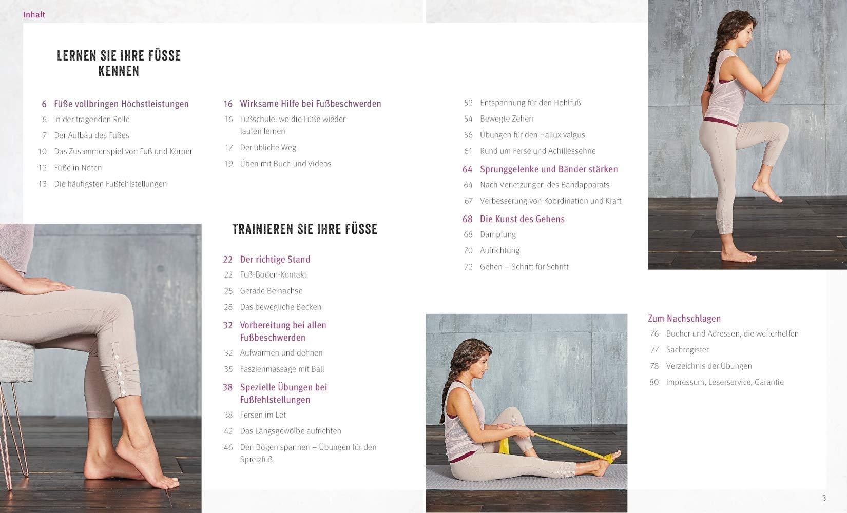 15c98cdc16b282 Endlich frei von Fußschmerzen!  Die besten Übungen bei Hallux Valgus und  anderen Beschwerden GU Multimedia Körper