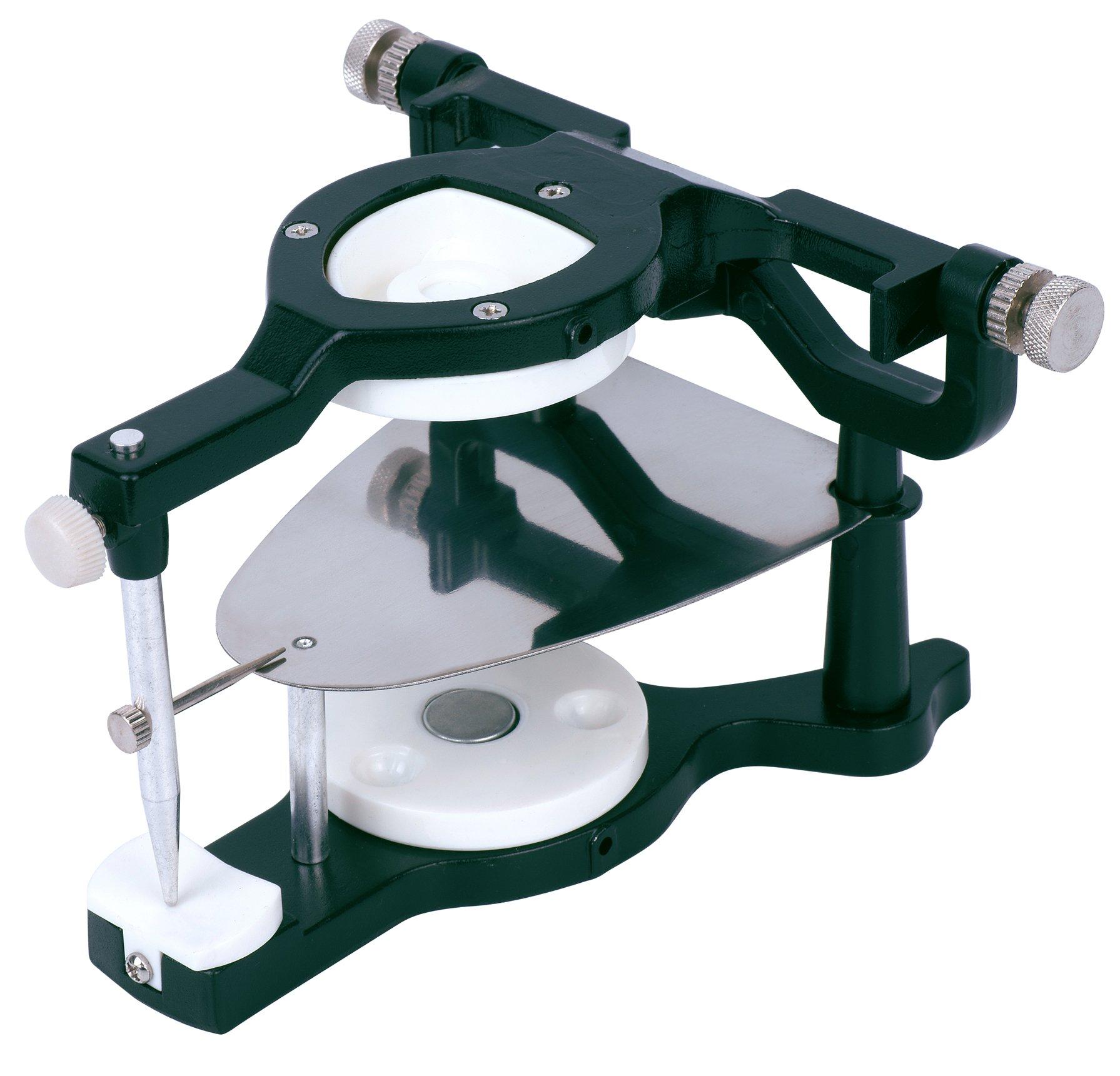 SDent TUV CE 1 SET Dental Lab Tools Magnetic Style Articulator Laboratory Instruments Adjustable Equipment Denture Articulator