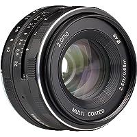Meike MK 50 mm F/2.0 grande apertura fisso non-zoom APS-C fotocamera obiettivo per Sony E Mount Ildc mirrorless