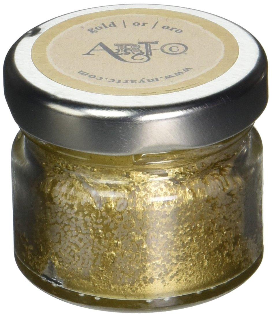 Momenta 307723 Art, C Wax Paste Metallic 20ml, Gold Notions 25969