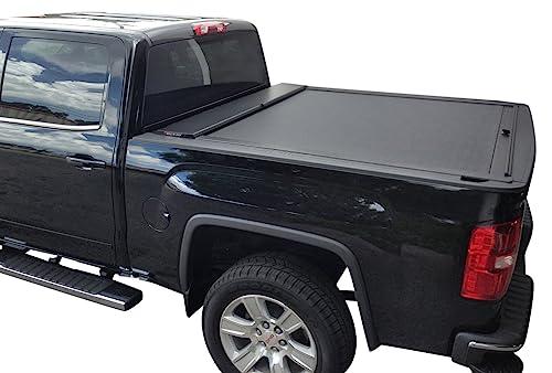 Roll-N-Lock LG221M Locking Retractable M-Series Truck Bed Tonneau Cover