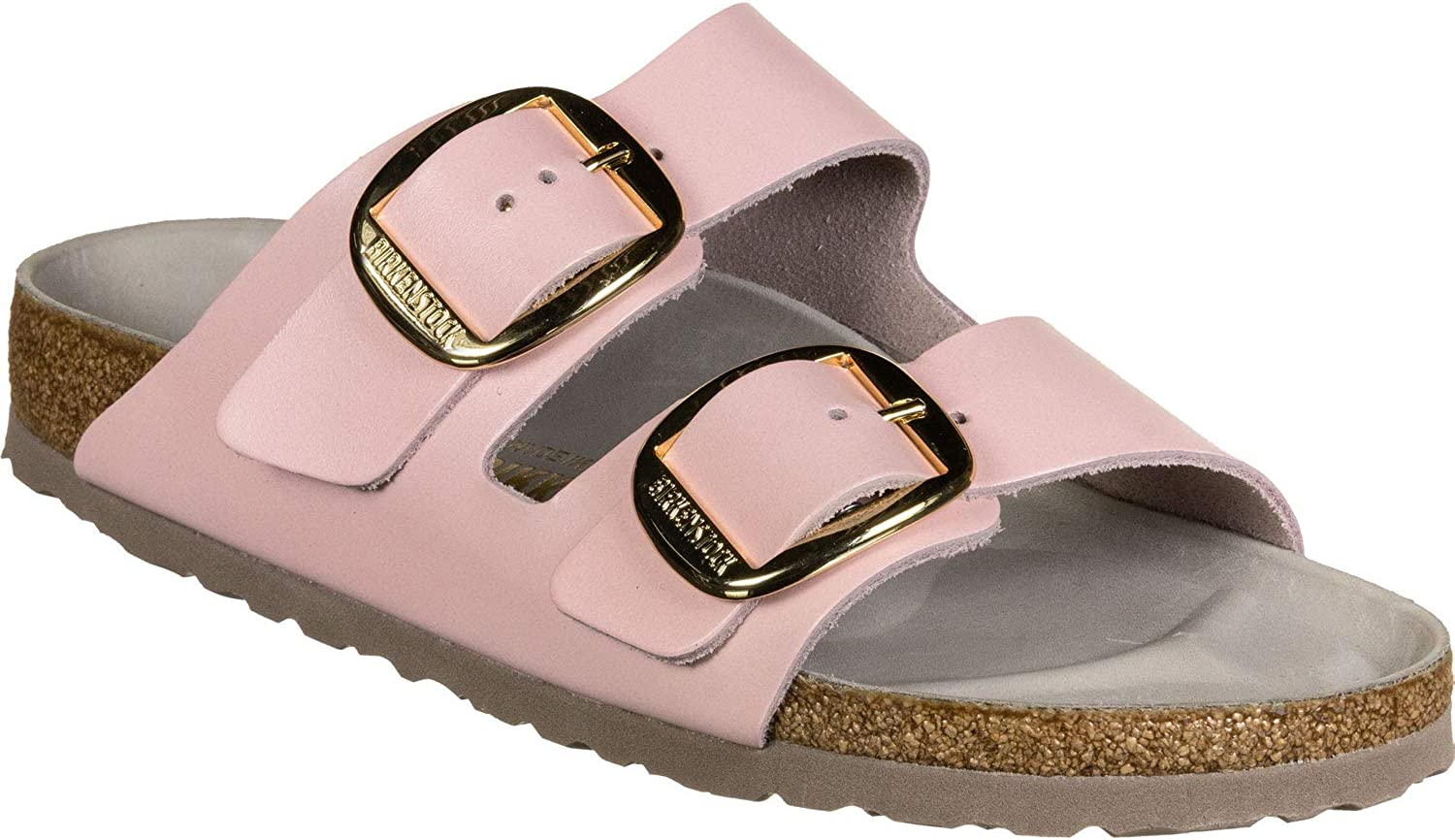 Birkenstock Arizona Big Buckle CiabatteZoccoli Donne Rosa