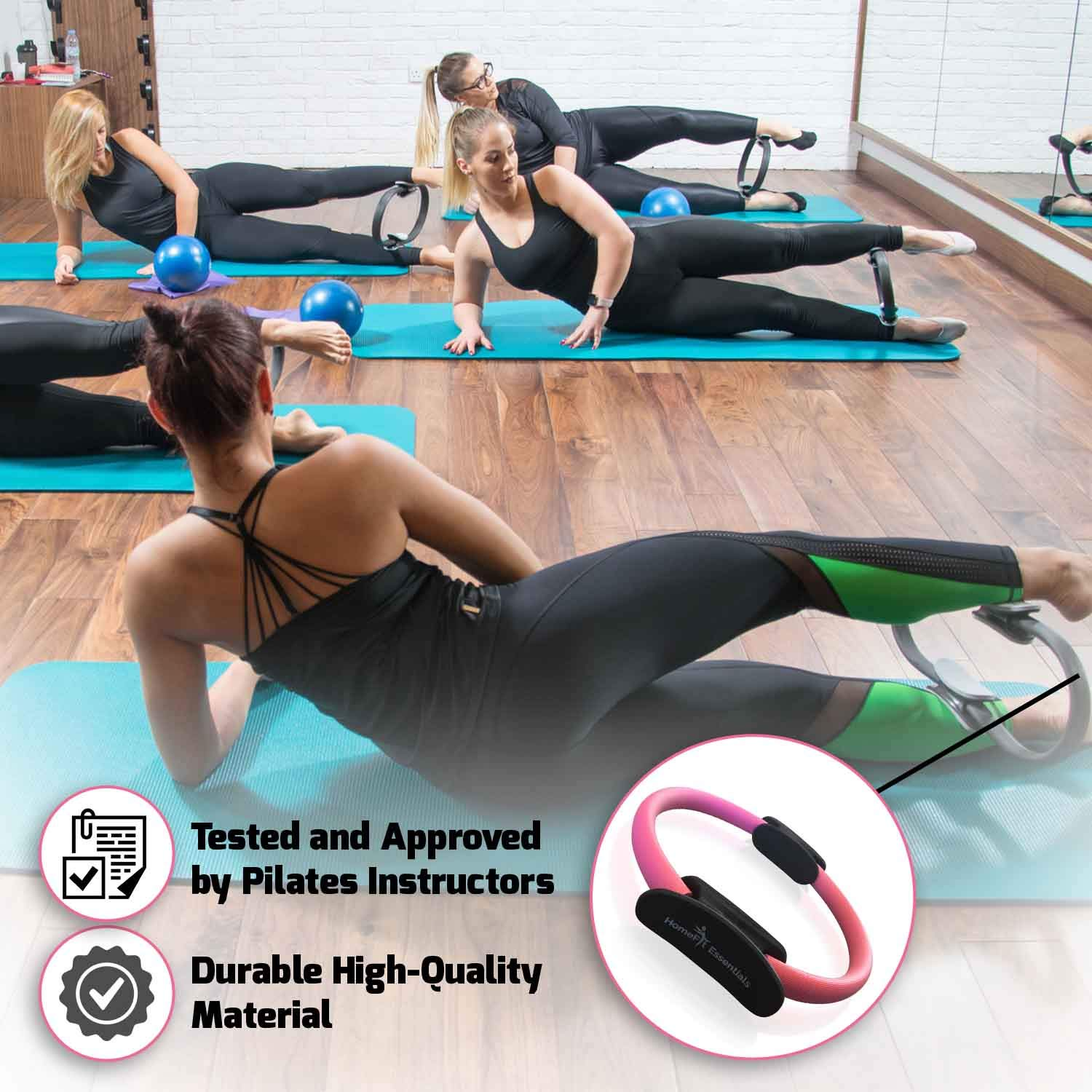 images Before You Choose Buy a Pilates Ring