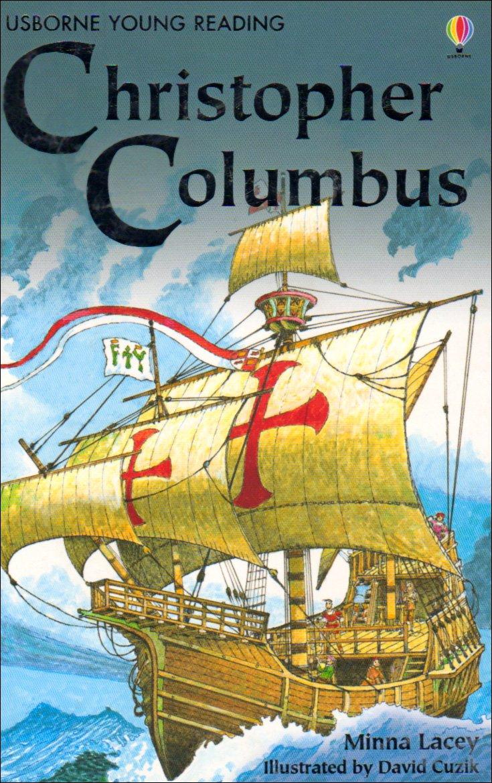 Christopher Columbus (Usborne Famous Lives)