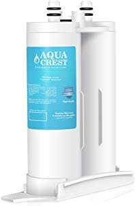 AQUACREST Replacement Refrigerator Water Filter, Compatible with WF2CB, PureSource2, FC100, 9916, 469916