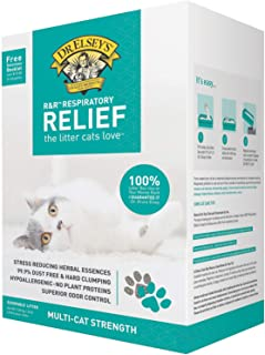 product image for Precious Cat Respiratory Relief Cat Litter with Herbal Essences, 20 lb
