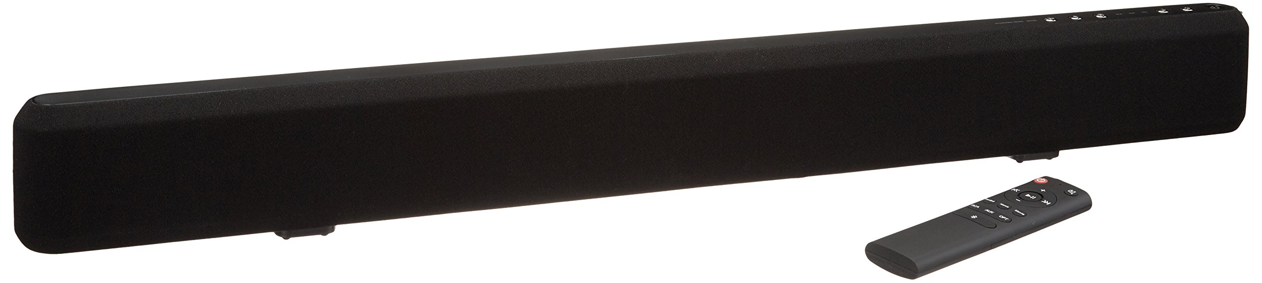 AmazonBasics 2.1 Channel Bluetooth Sound Bar with Built-In Subwoofer by AmazonBasics