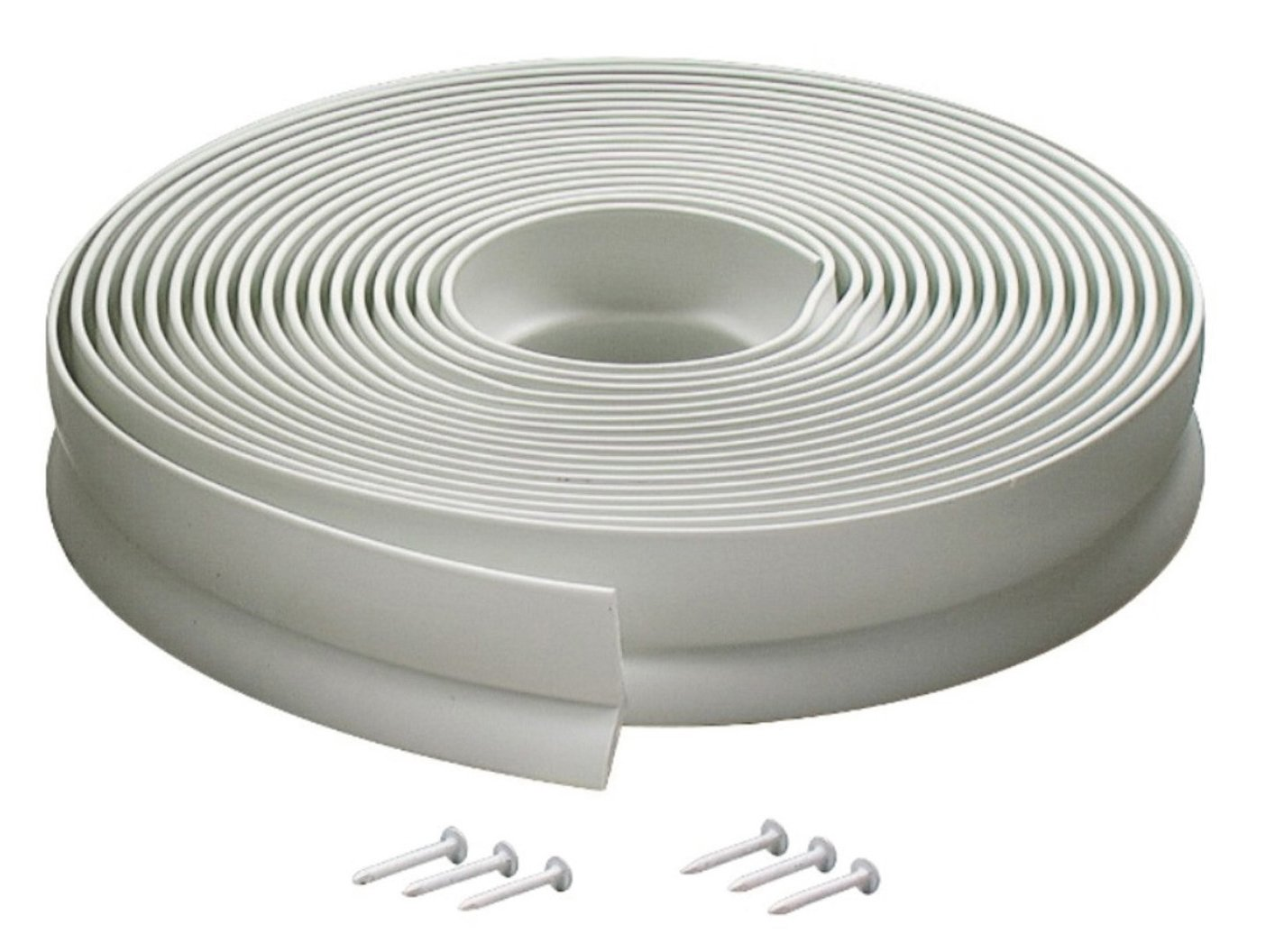 Amazon.com: M D Building Products 3822 Vinyl Garage Door Top And Sides  Seal, 30 Feet, White: Home Improvement