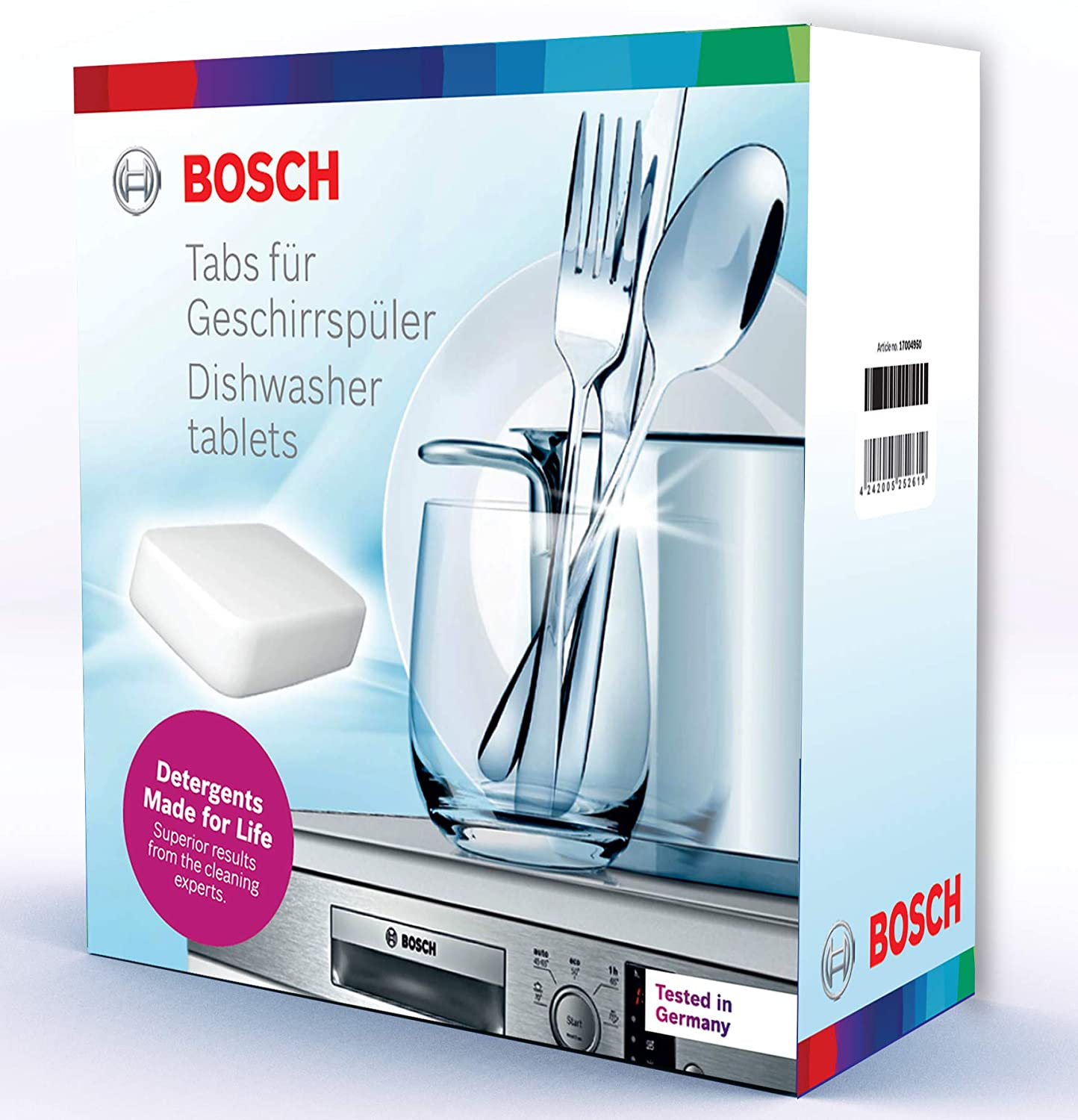 Bosch Dishwasher Tablets ( 25 Tablets): Amazon.in: Health & Personal Care
