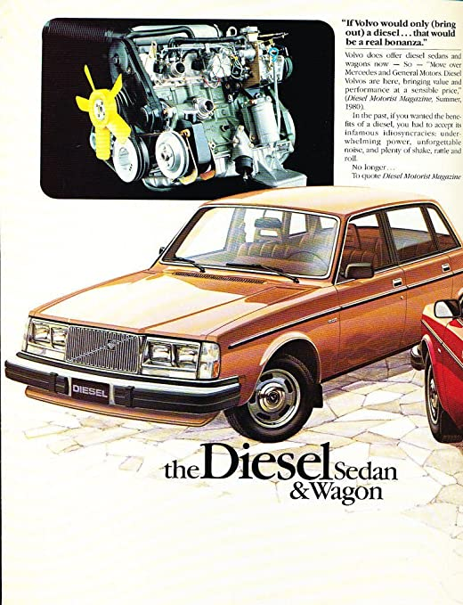 Amazon.com: 1981 Volvo 24-page Car Sales Brochure Catalog - Bertone Coupe 262C GLT Turbo: Everything Else