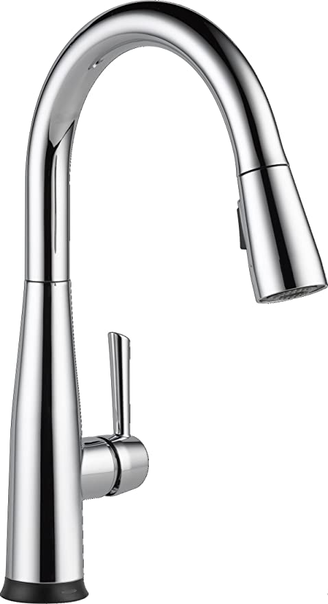 Superbe Delta Faucet Essa Single Handle Touch Kitchen Sink Faucet With Pull Down  Sprayer, Touch2O