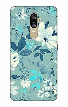 Qrioh Printed Designer Back Case Cover for Lenovo K8 Plus   White Lillies Mobile Phone Cases   Covers