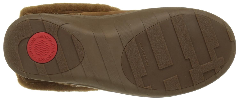 Mukluk Shorty 2 Boots, Bottes Classiques Femme - Marron (Chocolate), 38FitFlop