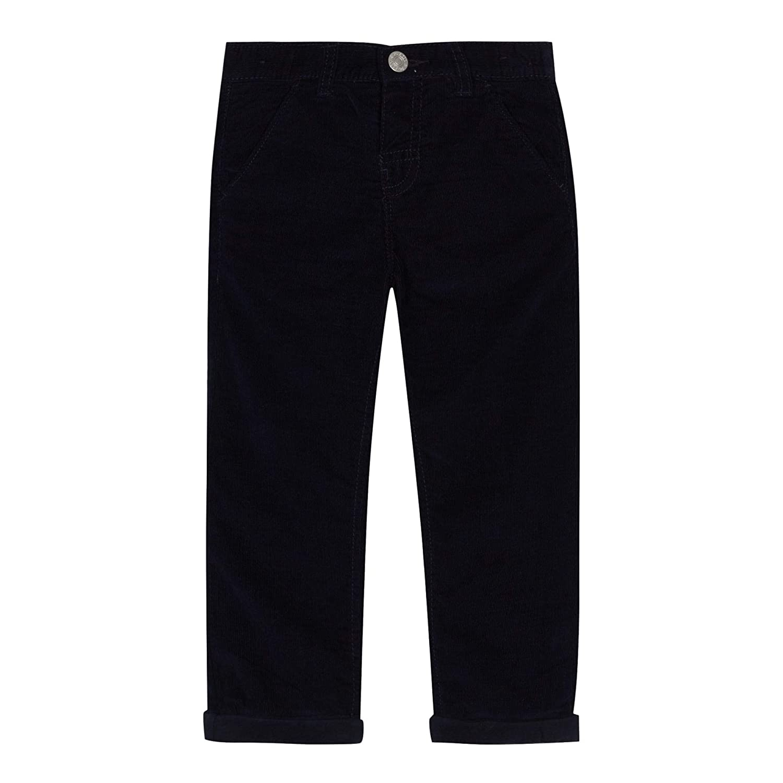 bluezoo Kids Boys' Navy Corduroy Trousers
