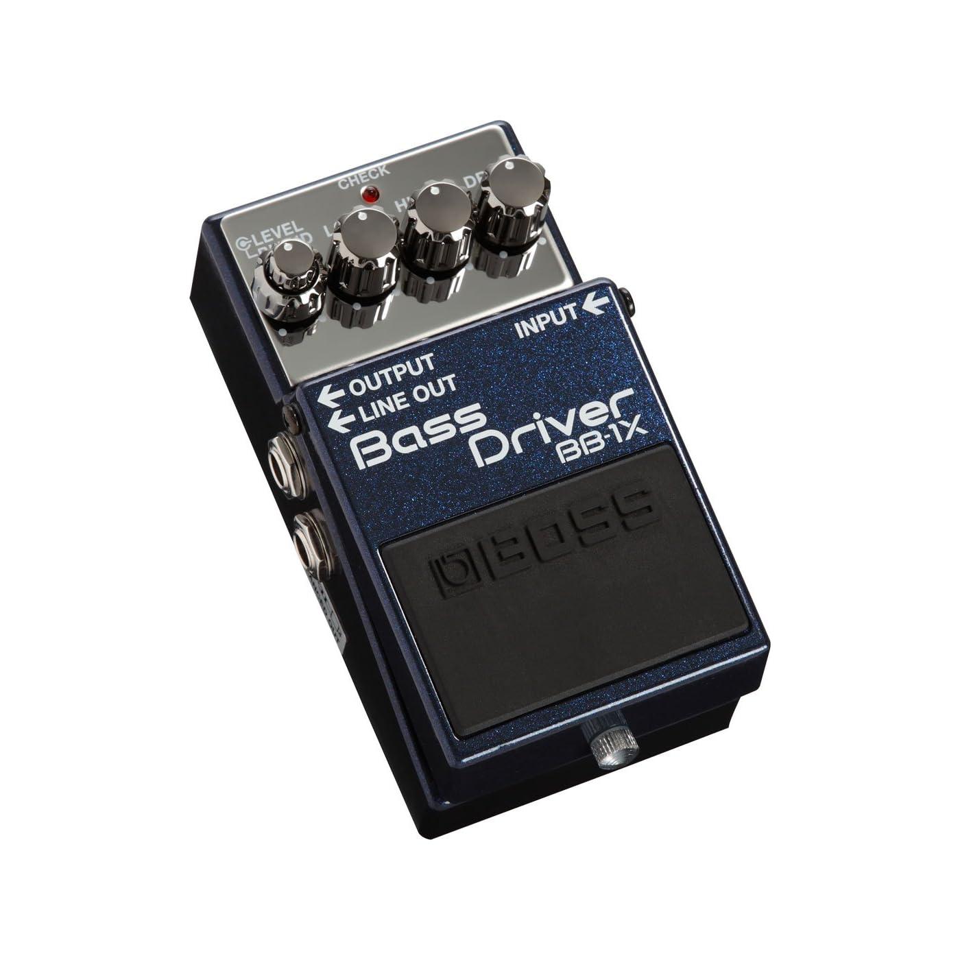 リンク:BB-1X Bass Driver