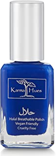 product image for Karma Halal Certified Nail Polish- Truly Breathable Cruelty Free and Vegan - Oxygen Permeable Wudu Friendly Nail Enamel (AZIZA)