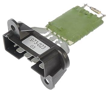 amazon com dorman 973 023 blower motor resistor for chrysler
