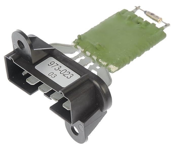 Amazon Dorman 973023 Blower Motor Resistor For Chrysler Rhamazon: 2004 Sebring Blower Motor Resistor Location At Gmaili.net