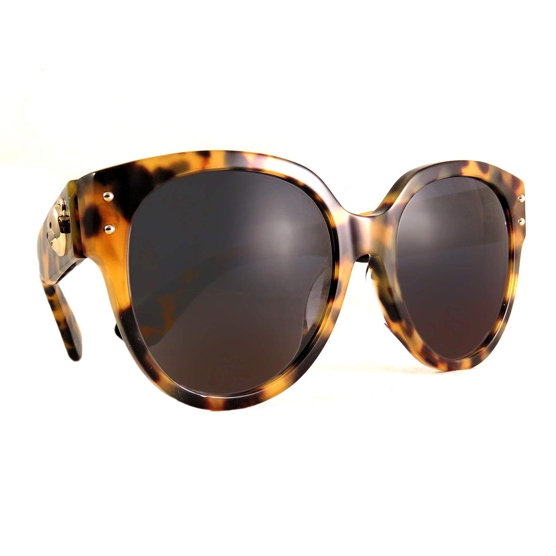 Gafas de Sol Moschino MOS013/S BLONDE HAVANA/DARK GREY ...
