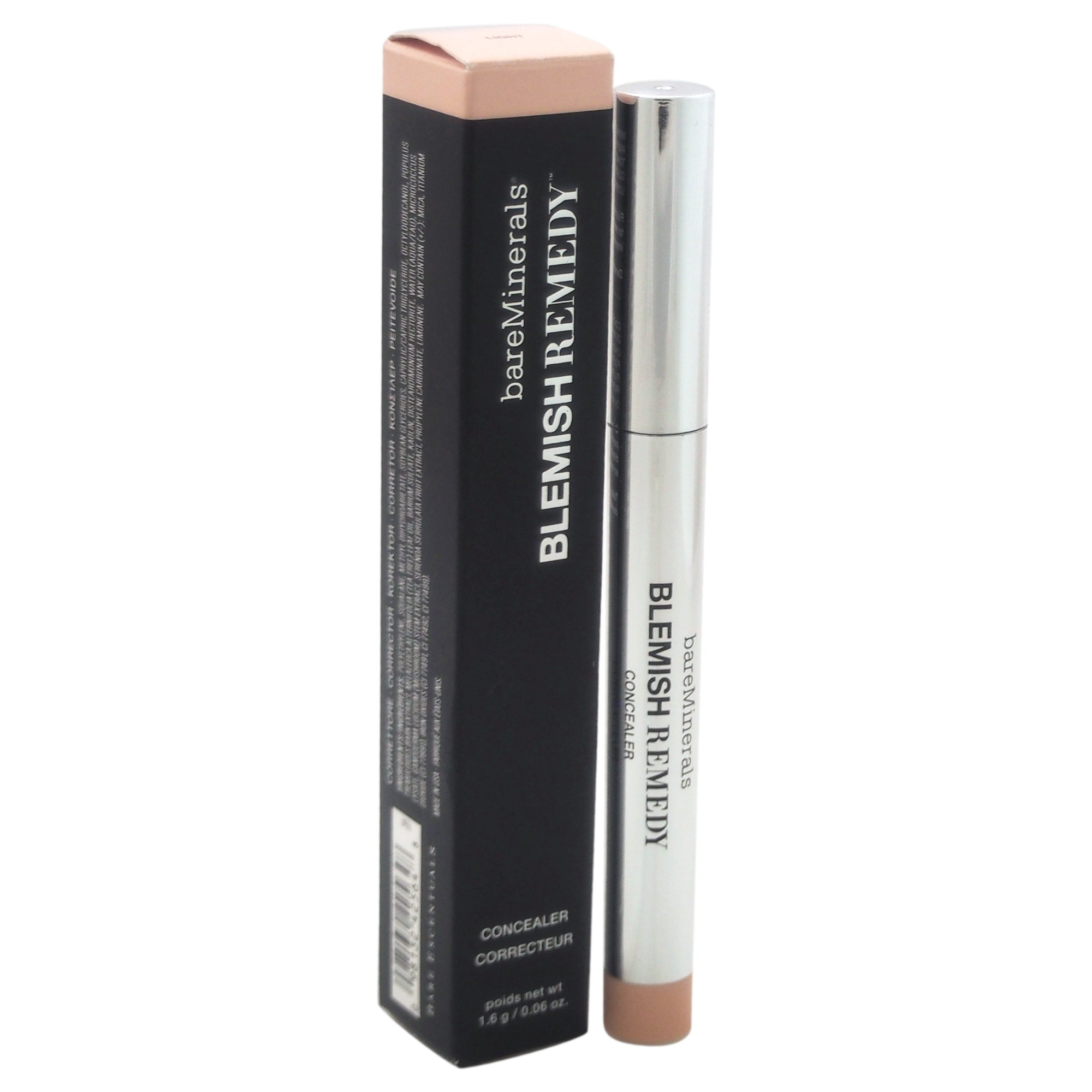 bareMinerals Blemish Remedy Concealer, Light, 0.06 Ounce