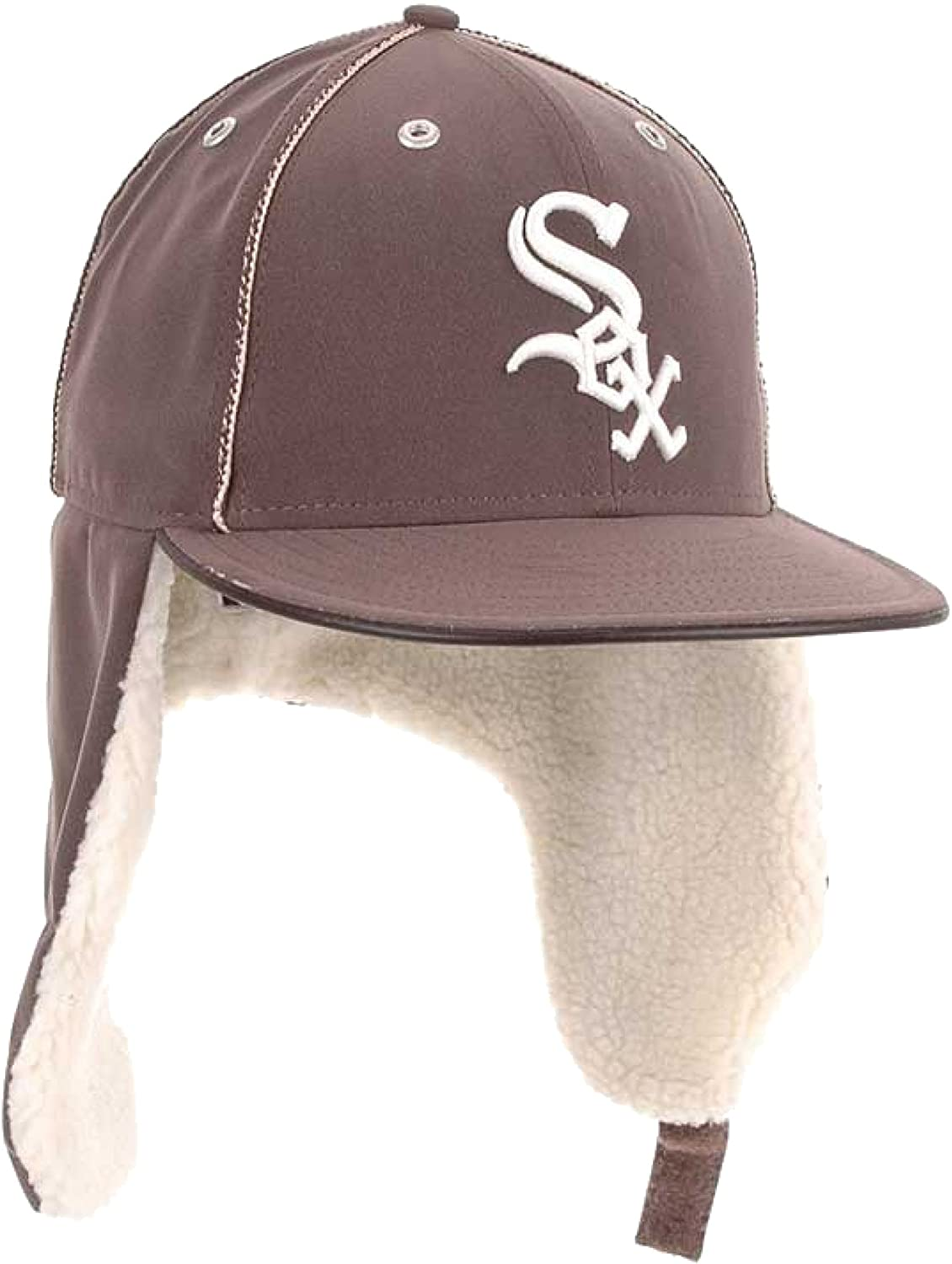 Amazon.com   Chicago White Sox MLB 59FIFTY Fauxe Suede Fitted Cap