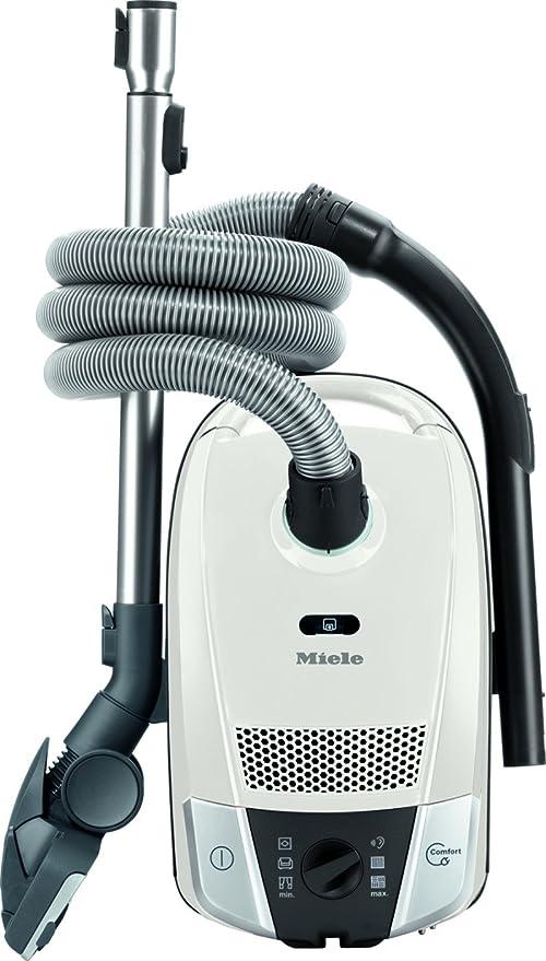 Miele Compact C2 Allergy Powerline SDCE1, 1200 W, 3.5 litros, 75 Decibelios, Lotus white: Amazon.es: Hogar