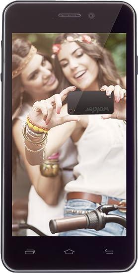 Wolder miSmart XELFIE - Smartphone Libre de 4.5