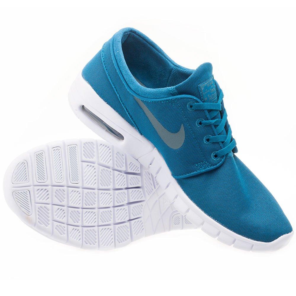 the best attitude c90f6 f1666 Nike Air SB Stefan Janoski Max scarpe da da da ginnastica Uomo B01ETO33MO  40.5 EU verde ...
