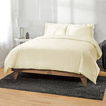 cal king ivory duvet cover ultra soft bamboo covers full super