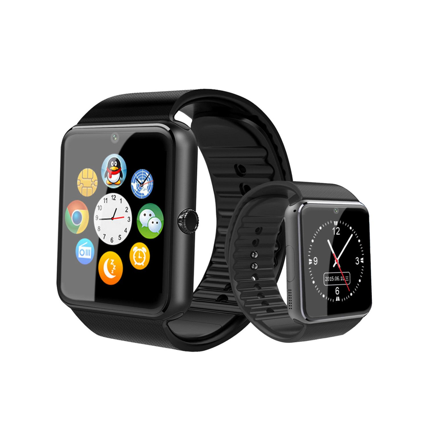 Pcjob 2018 Reloj Bluetooth Smart Watch gt08 para Samsung ...