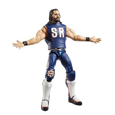 WWE Elite Figure Seth Rollins: Toys & Games