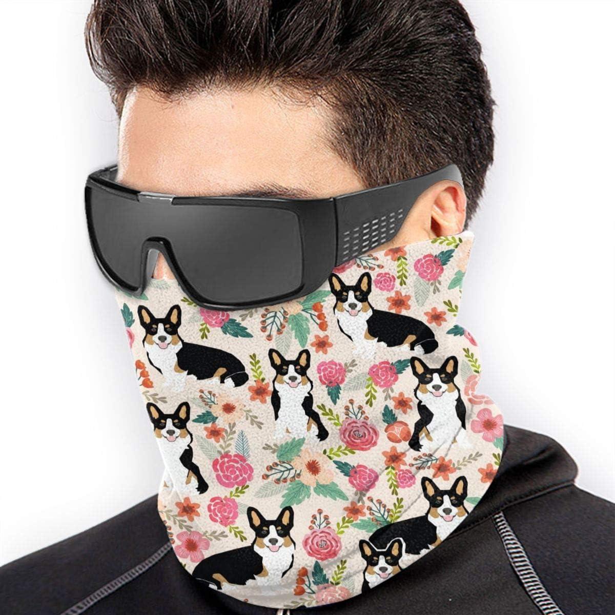Headband Fishing Mask Galaxy Unicorn Cooling Face Scarf Cover Mask Neck Gaiter Motorcycle Face Cover for Men Women Reusable Breathable Bandana Balaclava