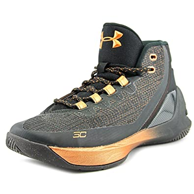 4b5536425cee Under Armour Curry 3 BGS Junior Basketball Shoes  Amazon.co.uk ...