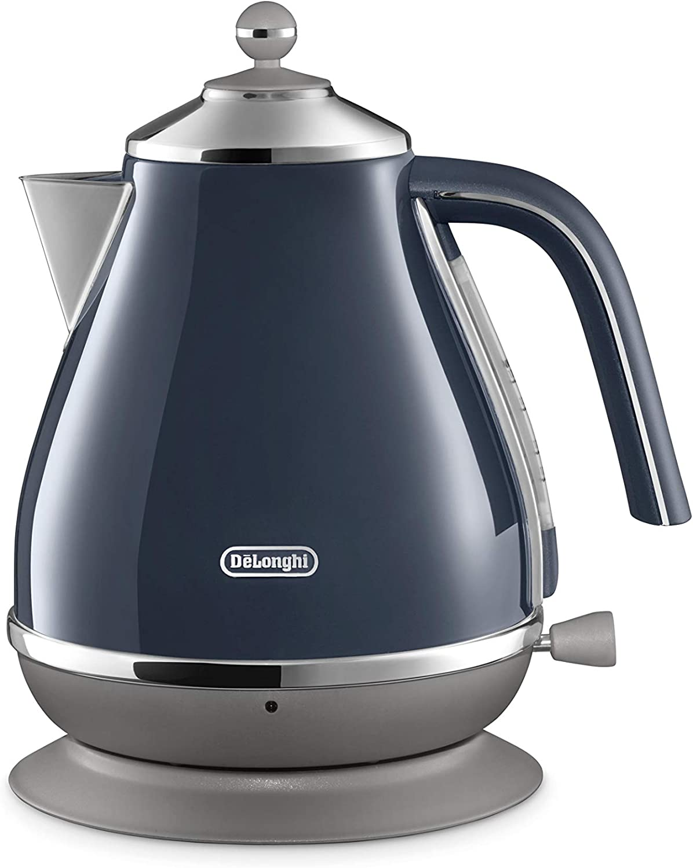 DeLonghi KBOC1200J-BL [Electric kettle Icona Capitals London Blue]Japan Import