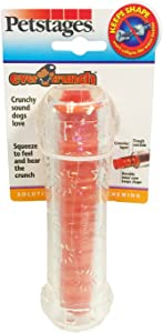 Petstages 770 EverCrunch Bottle Crunching Dog Chew Toy, Medium