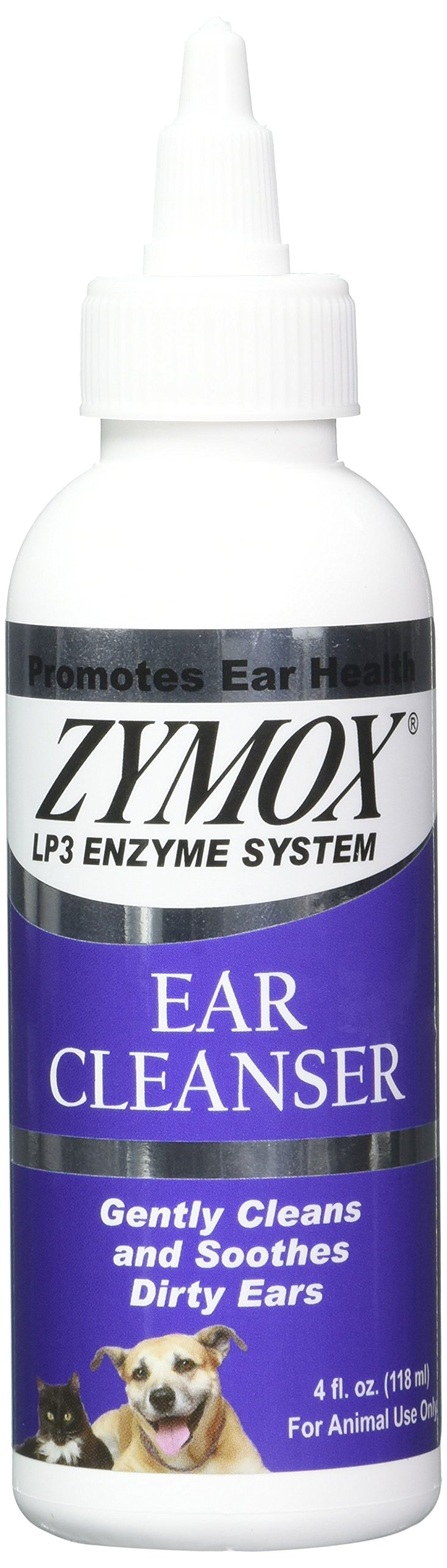 Zymox Ear Cleanser With Bio-Active Enzymes 4 oz 4 oz Pack of 1
