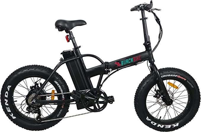 Electric Folding Bikes for Adult 20 inch Fat Tire Crouser Bicycle with 500W Motor and Removable 48V 10.4AH Hight Quality Lithium Battery E-Bike