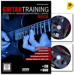 Guitar Entrenamiento Rock – Programa de entrenamiento