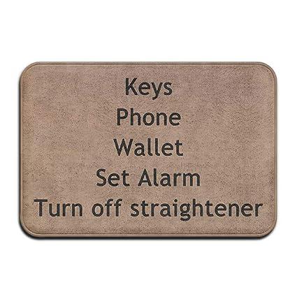 Amazon com: Bennett11 Keys Phone Wallet Set Alarm Turn Off