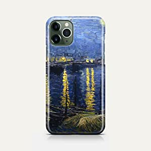 covery cases Silicon Back Cover Nighty Vangogh For Iphone 11 Pro - Multi Color