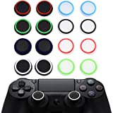 16pcs Thumb Grip Thumbstick Noctilucent Sets für PS2, PS3, PS4, Xbox 360, Xbox One Controller