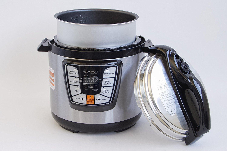 Olla Programable Eléctrica Express Horas Multifunción  Robot de Cocina Programable Cocina
