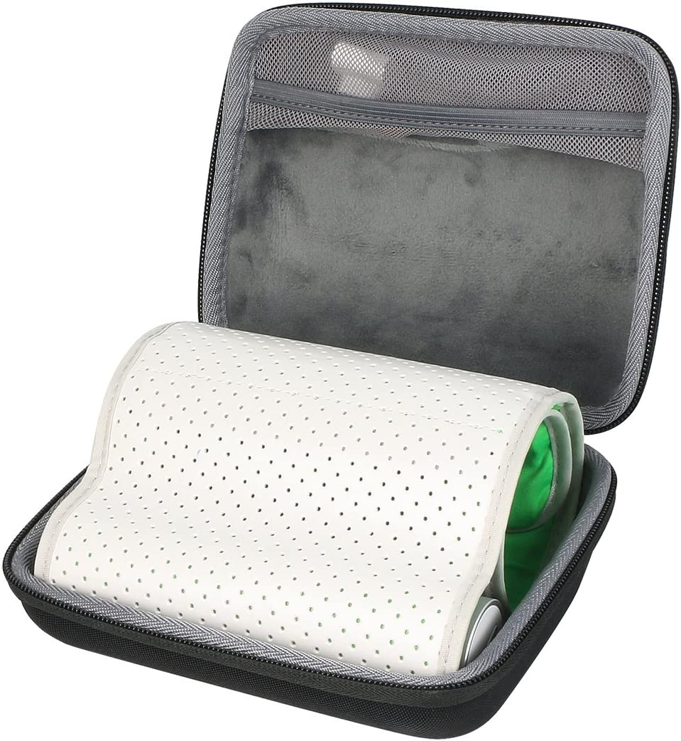 Hard Travel Case for Withings Nokia BPM Wireless Blood Pressure Monitor by co2CREA